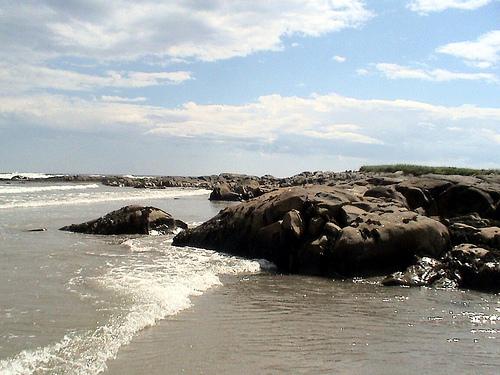 Image of the Quartz Shoreline, photo by shezamm@Flickr